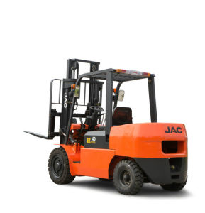 4ton Diesel Forklift Truck pictures & photos
