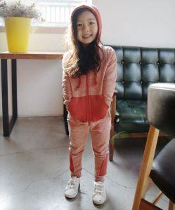 Ks51 2015 High Quality Girls′ Children Suits for Wholesale Autumn Casual Suits Children Clothes Coat+ Pants Two-Piece Apparel pictures & photos