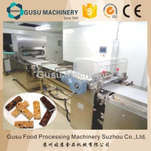 Ce Gusu Chocolate Snack Machine Candy Bar Forming Line pictures & photos