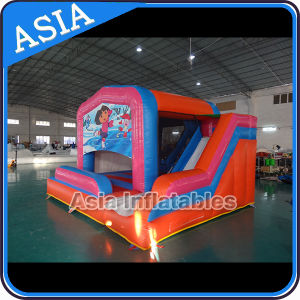 Inflatable Dora Bouncy Combo / Inflatable Min Bouncy pictures & photos