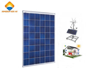 2015 Hot Sale 185W High Efficiency Poly Solar Panel pictures & photos