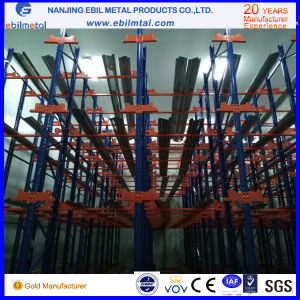 Ce / ISO - Passed Steel Radio Shuttle Racking High End Racking System pictures & photos