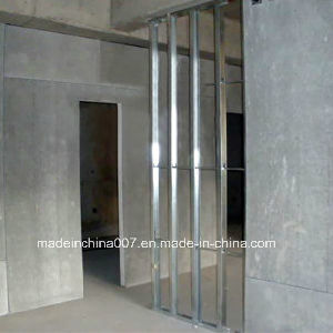 Beveled Edges Cement Board 100% Asbestos Free pictures & photos