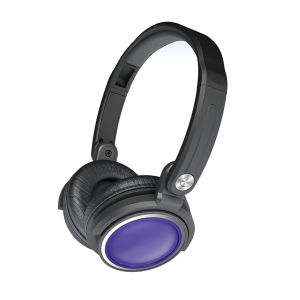 New Design Foldable Headphone in UV Coating (HQ-H515) pictures & photos