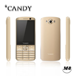 China Supplier OEM 2.8inch Feature Mobile Phone with Whatsapp MP3 MP4 FM pictures & photos