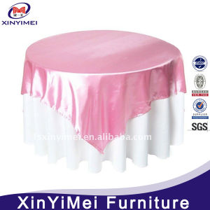 Hot Sale Promotion Factory Price Decorative Hotel Wedding Table Cloth Design pictures & photos