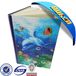 China Manufacturer Supply 3D Printing Book Cover pictures & photos