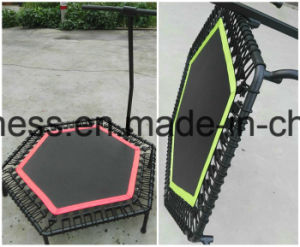 Spider Screw Feet Gymnastic Commecial Jumping Bed Trampoline pictures & photos