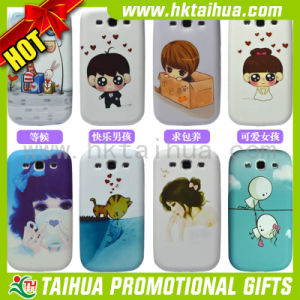 Customized TPU Printed Phonr Case pictures & photos