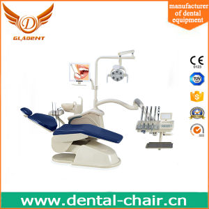 Gladent Ce and ISO Approved Chinese Dental Chair Unit pictures & photos