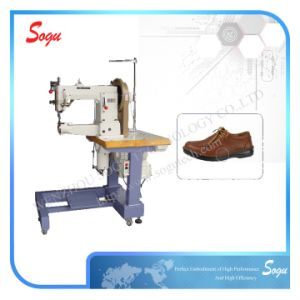 Xs0221 Walking Foot Sewing Machine Moccasins pictures & photos