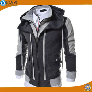 Men′s Hoodie Warm Hooded Sweatshirt Coat Jacket Outwear Hoody pictures & photos