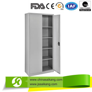 Hospital Instrument Cabinet First Aid Cabinet for Storage Medicine (SKH053) pictures & photos