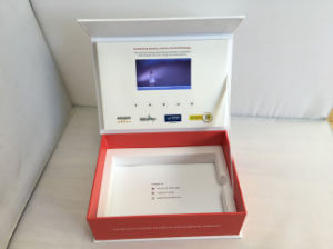 """2.4′′/2.8′′/4.3′/5""""/7′/10′′ TFT LCD Video Card/LCD Video Booklet Box/Video Brochure for Advertising pictures & photos"""