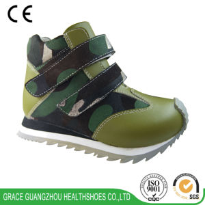 Grace Ortho New Style Children Running Shoes pictures & photos