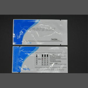 Rapid Test Card Detection Syhilis Tp Test Kits with Ce, ISO9001, ISO13485 pictures & photos