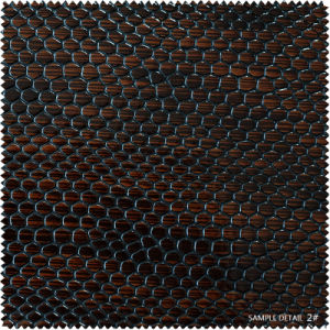 Fish Scale PU Leather for Shoe (s173) pictures & photos
