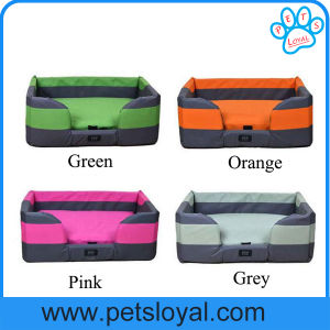 Factory Pet Product Supply Oxford Large Soft Pet Dog Bed pictures & photos