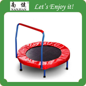 2013 New Pink Mini Commercial Trampoline with Various Sizes pictures & photos