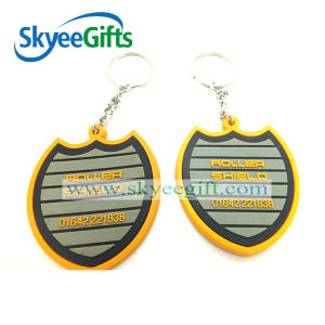 Supply Custom Rubber Soft PVC Keychain pictures & photos