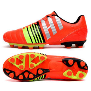 Sports Soccer Shoes Athletic Men Football Boots New Arrival (AK211-1C) pictures & photos