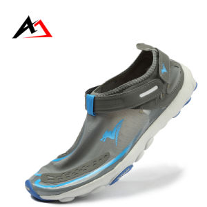 Hiking Boots Light and Breathable for Men Trekking (AK8928) pictures & photos