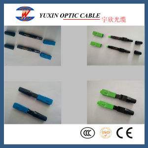 2016 Best Selling Sc Upc and APC Fast Connector From China Factory