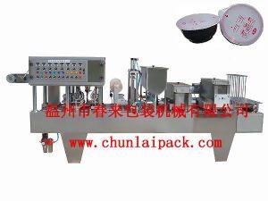 Bg Automatic Plastic Bowl Sealing Machine pictures & photos