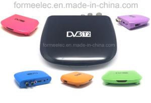 Set Top Box DVB T2 DVB-T HD FTA pictures & photos