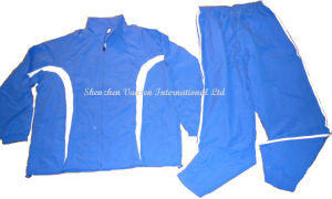 Latest Custom Breathable Sport Suits in Blue pictures & photos