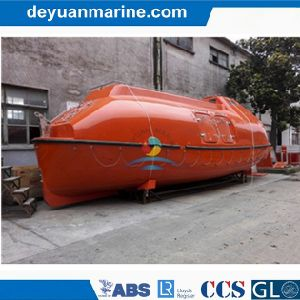 20 Person Marine Totally Enclosed FRP Lifeboat pictures & photos