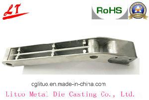 Hot Sale Aluminum Die Casting Parts with High Pressure Davit Art pictures & photos