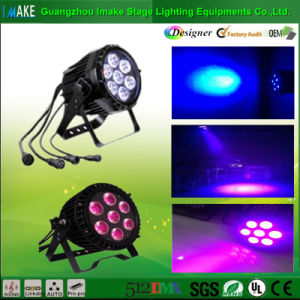 Producer of RGBW LED Waterproof PAR Light