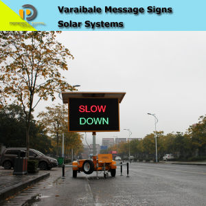 Solar Traffic Sign pictures & photos