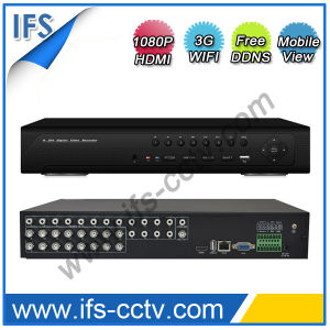 16CH D1 Standalone DVR with 1080P HDMI (ISR-S6516D) pictures & photos