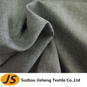 150d Polyester Cationic Melange Fabric pictures & photos