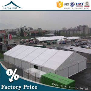15m*25m Clear Span Structure Fireproof Fabric Warehouse Tent Wholesale pictures & photos