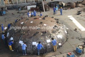 SA516gr70+316L Clad Head ID8700* (40+3) mm for Pressure Vessel