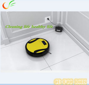Robot Vacuum Cleaner, Intelligent Vacuum Cleaner, with RoHS pictures & photos