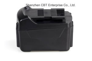 Replacement Power Tool Battery for Metabo 6.25454, 6.25467