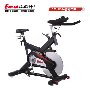 Gym Fitness Equipment Commercial Spin Bike Indoor Cycling Am-S760 pictures & photos