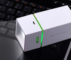 2015 New Products LED 10000mAh Power Bank