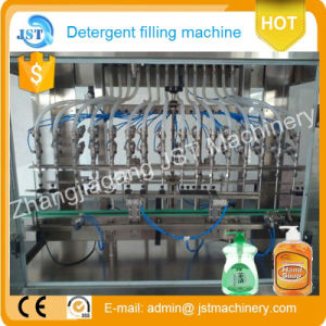 Automatic Bottle Liquid Laundry Hand Washing Detergent Filling Machine pictures & photos