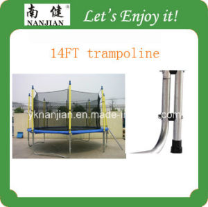 14FT Sale Outdoor Trampoline Park From Chinese Manufacture pictures & photos