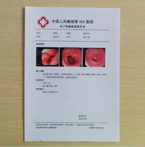 Ultrasound Medical Thermal Paper pictures & photos