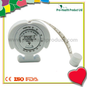 Human Shaped Medical BMI Tape Measure pictures & photos