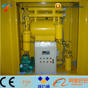 Vacuum Dewater and Effective Filtration Transformer Oil Cleaning Machine pictures & photos