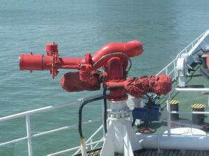 Solas CCS/Ec/ABS Approval Marine External Fire Monitor/Fire Pump pictures & photos