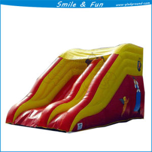 Inflatable Slider, Castle, Bounce, Jumping for Kiddie Playground pictures & photos