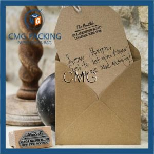 Lovely Gift Tags with Envelopes pictures & photos